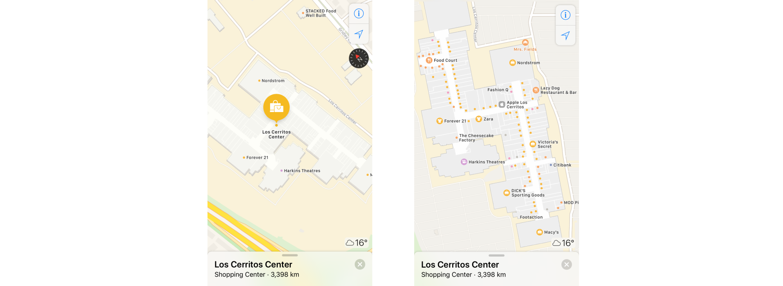 IMDF Blog - Apple Maps