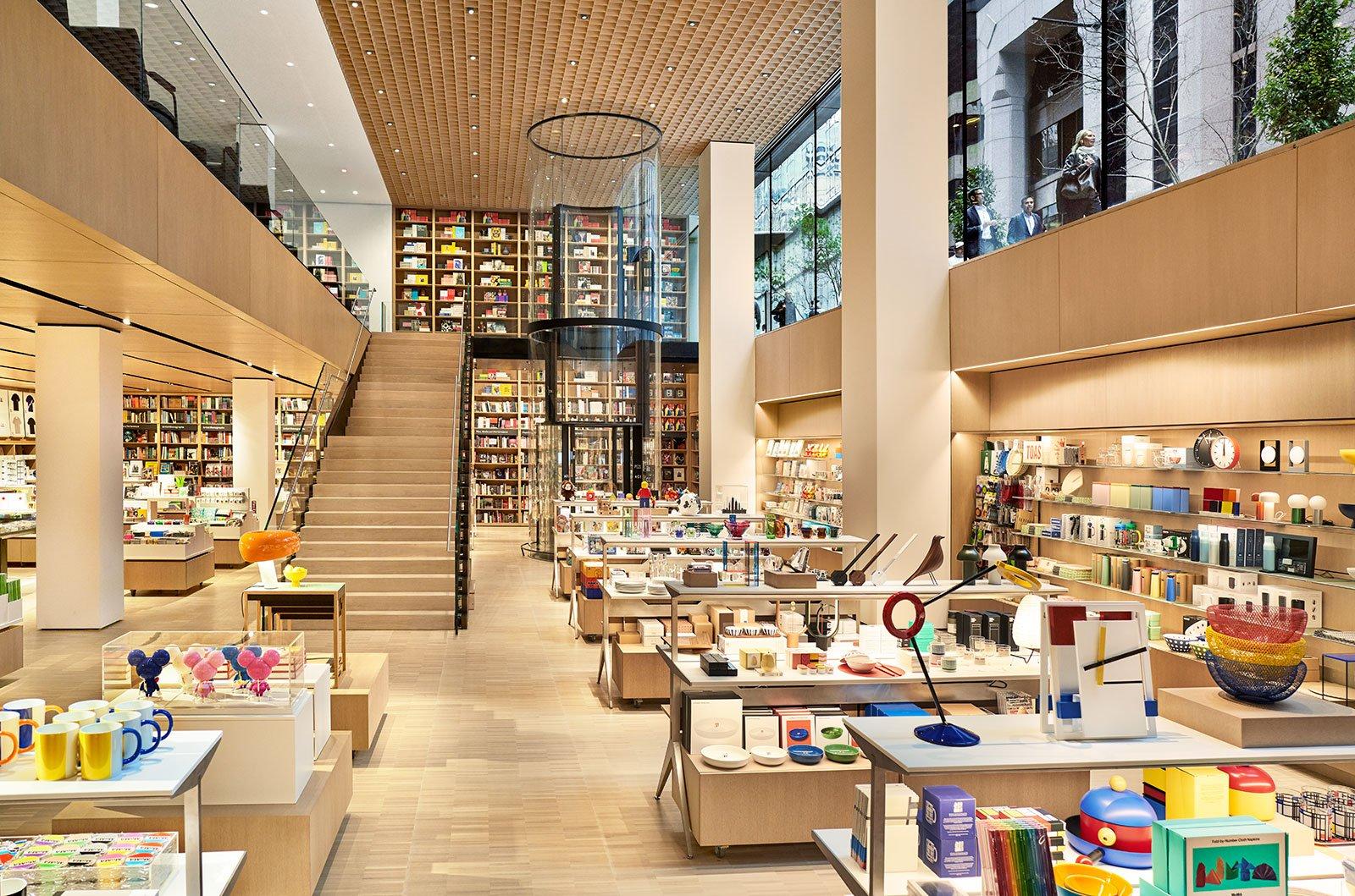 MOMA retail store