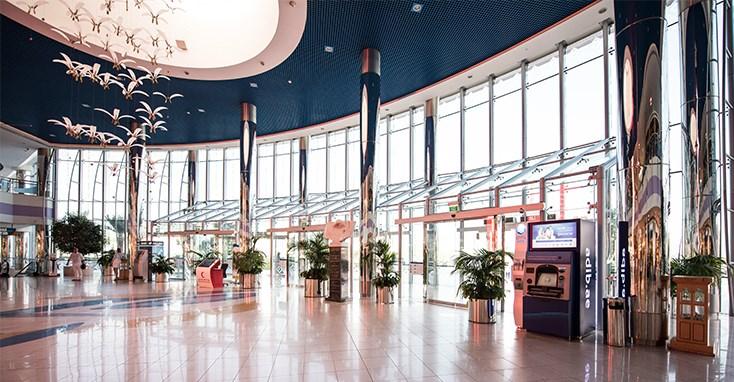 Marina Mall Abu Dhabi Interior