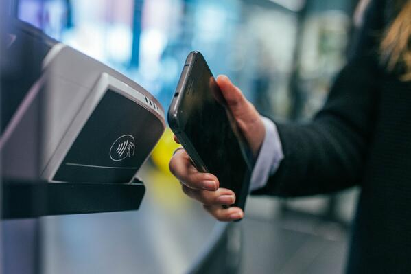 Wireless mobile phone payment