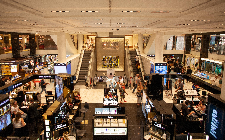 indoor mall