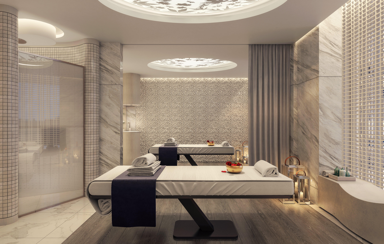 spa in resort