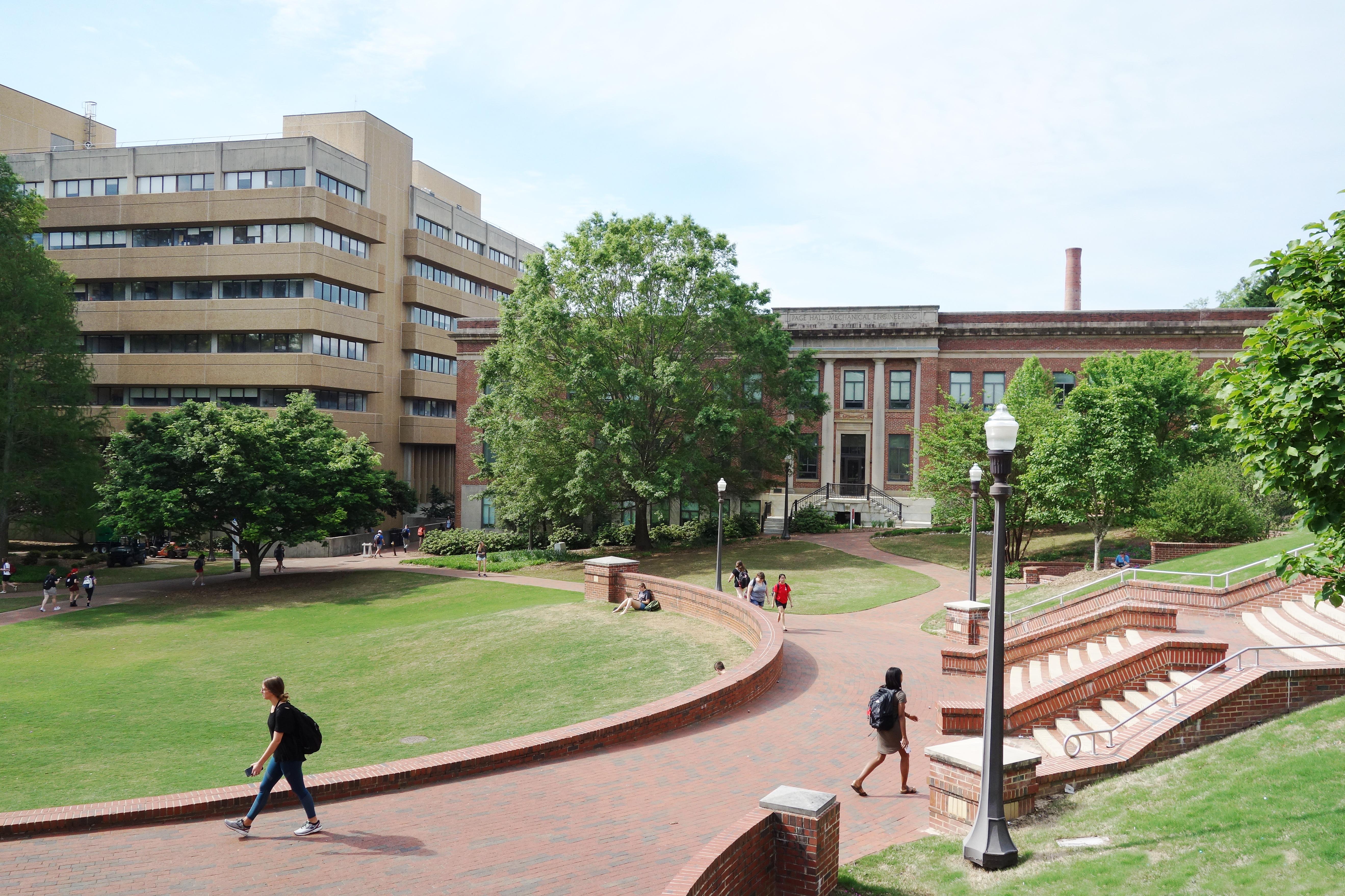University or College Campus