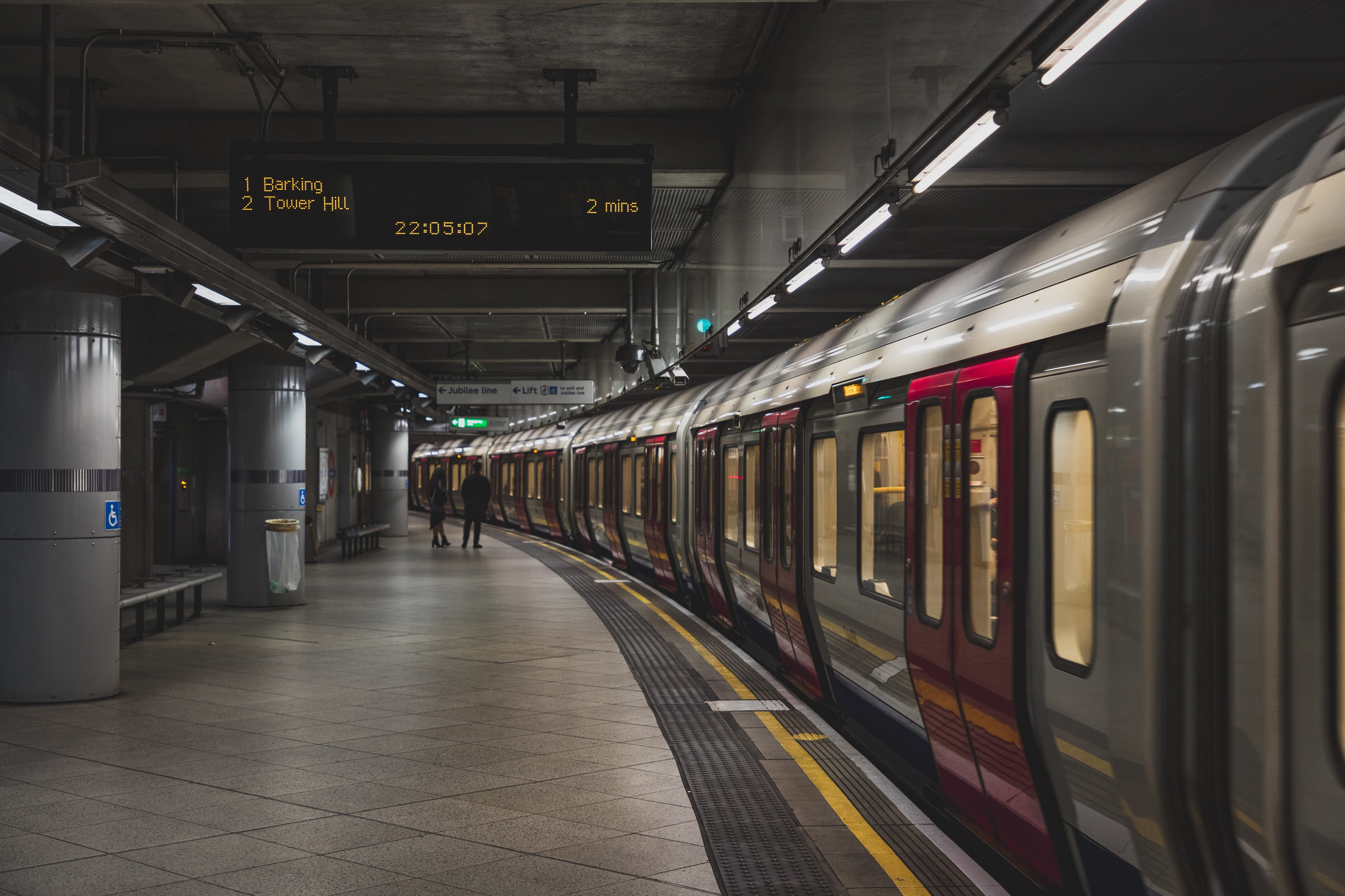 Transportation Hub: Train Station