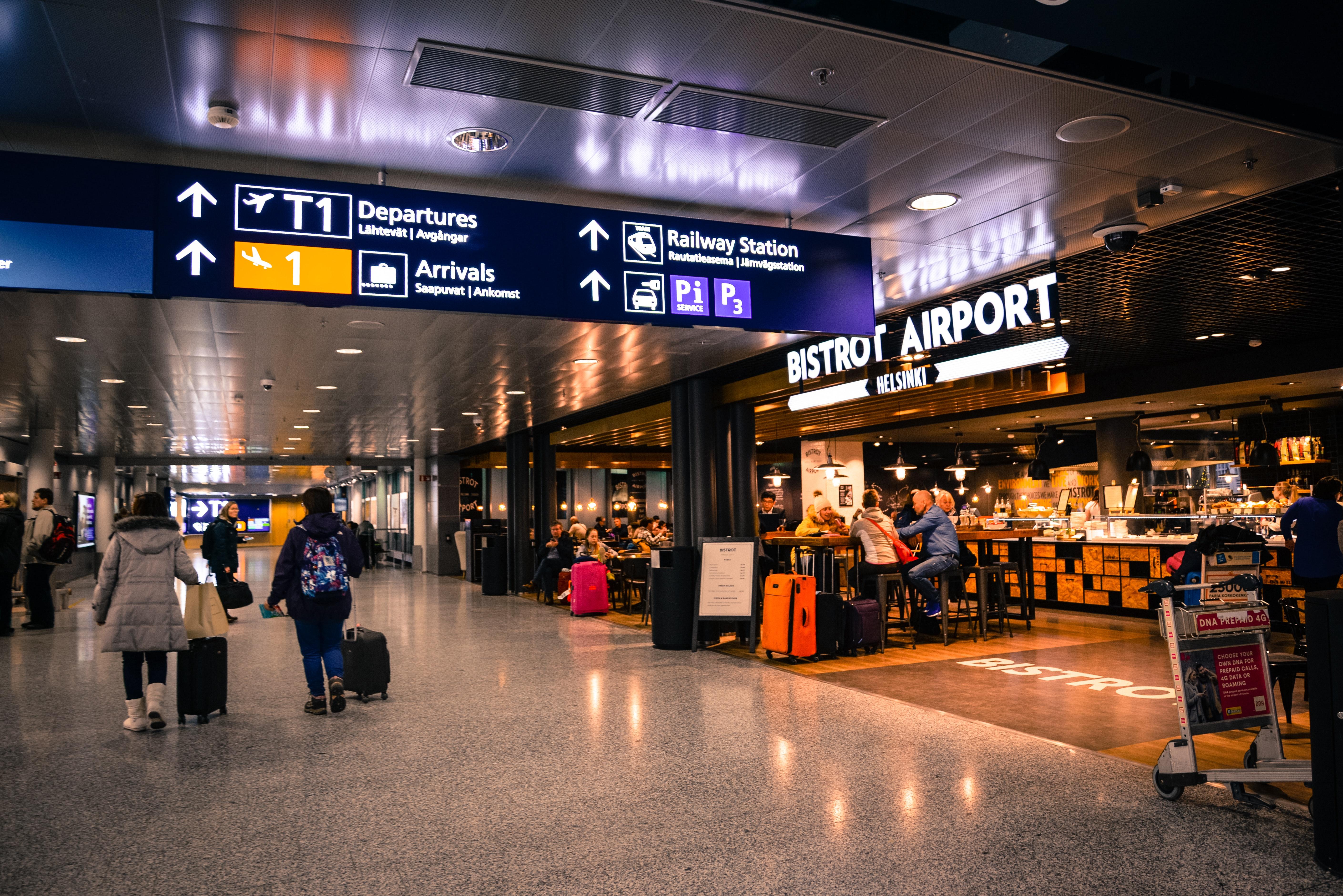 Transportation Hub: Airport